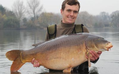 the leather xlcarp fisheries ingatestone