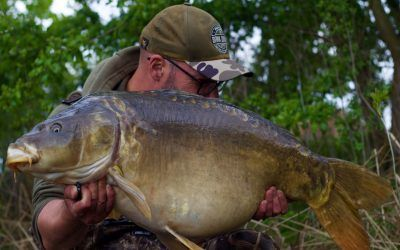 XL Carp Fryerning Syndicate Lakes in Essex