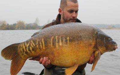 Joe Atkinson - 37lb 8oz