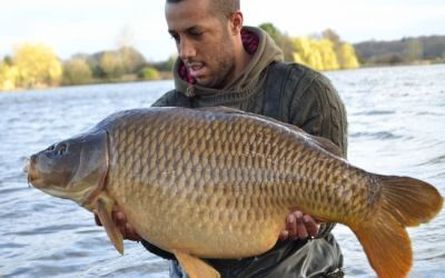 Michael Jarvis Main Lake Common - 39lb