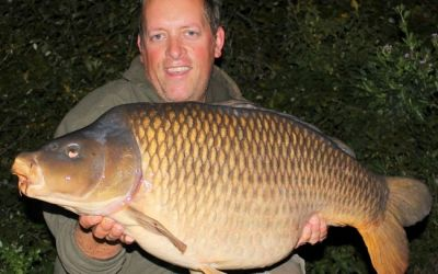 Paul Palmer with Rountail - 40lb