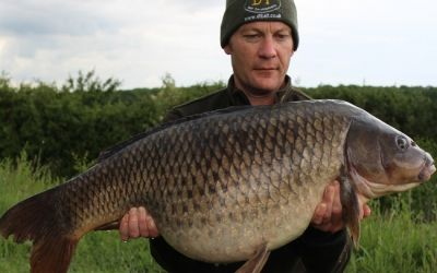 Neil Messenger - 35lb 8oz