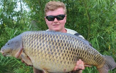 185 Joe Halsey new PB Common - 35lb
