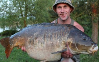 188 Phil Blanchard with a mint mirror - 34lb 4oz