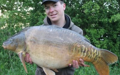 James Anderson - 38lb 8oz