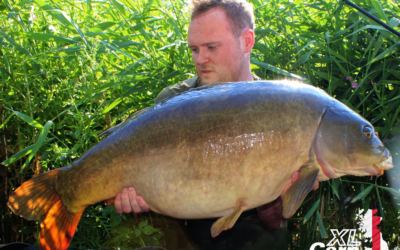 James Horton Netted 42 XLCarp L2 xlcarp fisheries ingatestone