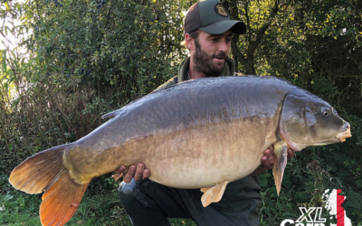 John Croome Netted1 46lb XL Carp