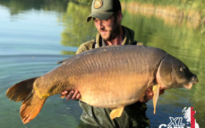 John Croome Netted3 46lb XL Carp