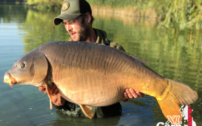 John Croome Netted4 46lb XL Carp