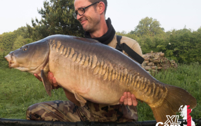 Nick Marsh 32lb 14oz Zip Linear XLCarp2