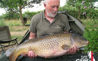 Phil Randall Mommon XL Carp L2 xlcarp fisheries ingatestone