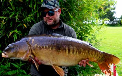 Rob Fielding Riddler 32lb XL Carp L1 xlcarp fisheries ingatestone