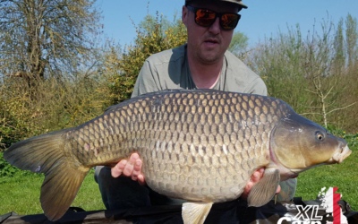 ScottSole 24lb8oz Common Carp XLCARPL