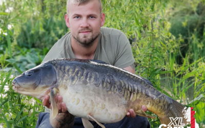 Taylor 27lb 4oz Mirror XL Carp L2 xlcarp fisheries ingatestone