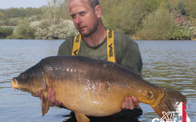 George Whittle Gambler 39lb XLCARP L