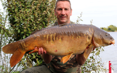 Rod Rake Riddler 34lb 8oz Mirror XL Carp L2