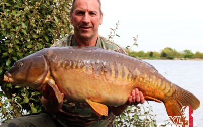 Rod Rake Riddler 34lb 8oz Mirror XL Carp L3