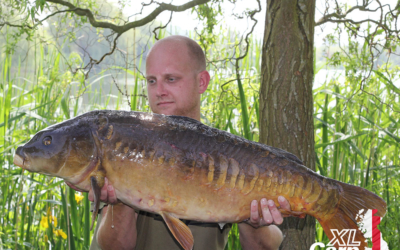 Jason 32lb 8oz Mirror XL Carp L2