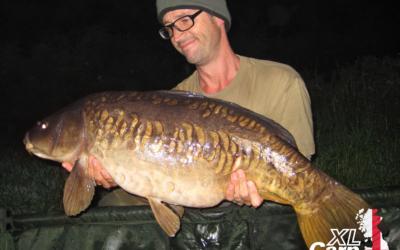 Nick Marsh 25lb 3oz Mirror XLCarp1