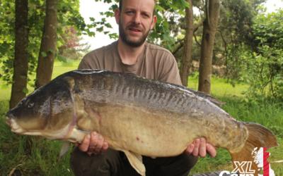 Paul Grayston 33lb charlie XL Carp l2 xlcarp fisheries ingatestone