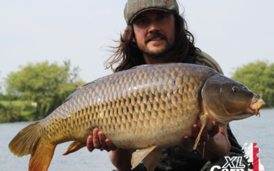 Ryan Woodland Gambler 27lb Common XL Carp logo2