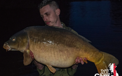 Tommy Flower Netted Fish 44lb 10oz XLCarp L2