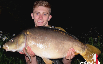 Elliot Bertram 31lb 13oz Mirror XL Carp Logo2 xlcarp fisheries ingatestone