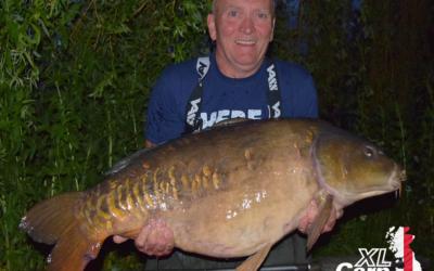 Steve Bertram Gurm 48lb XL Carp Logo3 xlcarp fisheries ingatestone