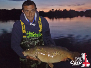 Alan SutherlandKing 30LB 4OZ XLCarp Logo2 xlcarp fisheries ingatestone