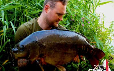 James Horton 25lb 7oz Mirror XLCarrp L2 xlcarp fisheries ingatestone