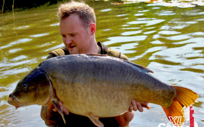 James Horton NettedFish 42lb XLCarrp WATER L2 xlcarp fisheries ingatestone