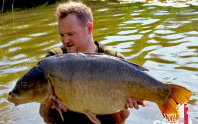 James Horton NettedFish 42lb XLCarrp WATER L2 xlcarp fisheries ingatestone