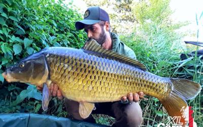 JohnCroome38lbNoNameXLCARPLogo2 xlcarp fisheries ingatestone