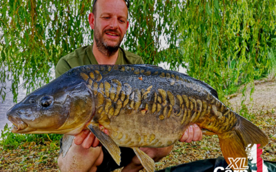 Paul Grayston Mirror 24lb 4oz XLCarpLogo2 xlcarp fisheries ingatestone