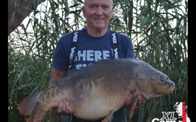 Steve Bertram 4 SCALE XLCARP LOGO2 fisheries ingatestone