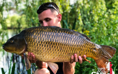 Tommy Flower 21common XLCarp L1 xlcarp fisheries ingatestone
