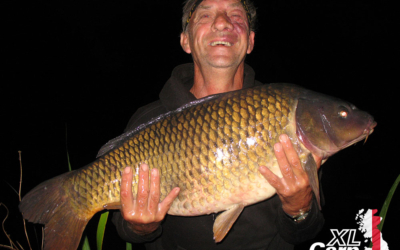 Brian Sage 23lb Common XL Carp
