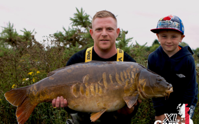 Fryerning Fisheries Brentwood XLcarp PrettyOne Best Syndicate